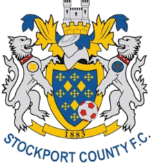 Stockport County Logo 2014