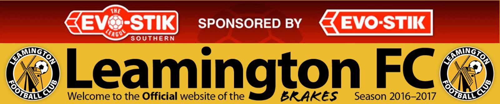 Leamington FC - Home of the Brakes